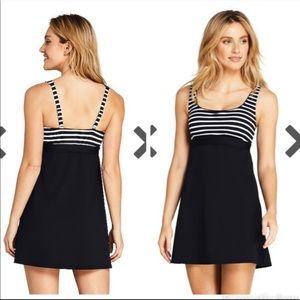 NWOT Lands' End Swim Dress Size 12